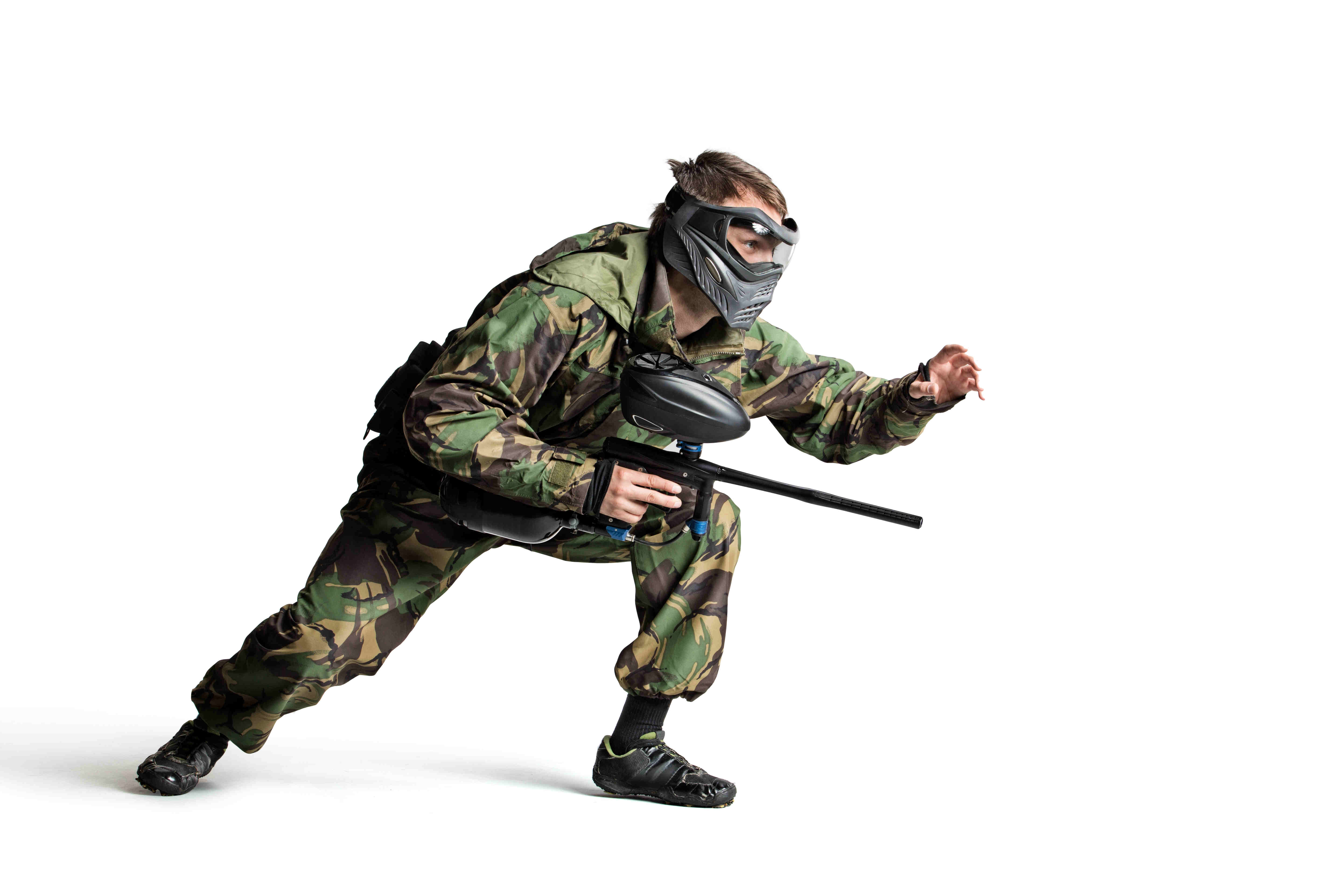 Get the Latest Paintball Gear from Knowledgeable Online Retailers